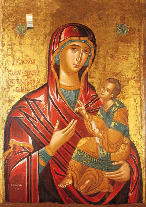 icona madonna matera